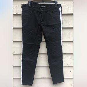 EXPRESS Stella Low-Rise Black Jeans, Size 10
